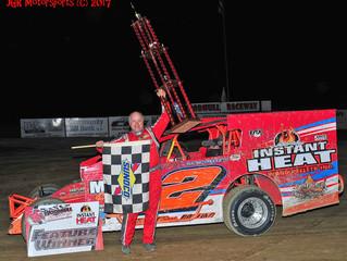 Van Pelt Wins Lyle Sherwood Memorial Driving For Patrick Hoopes