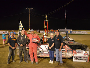Glenn Whritenour Etches Name As Third Woodhull 100 Winner