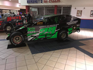Woodhull Drivers DuBois, Talada Using Race Cars/Mall Show To Spread Awareness