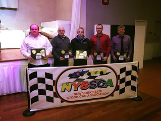 Woodhull Racers Receive NYSSCA Awards In Albany