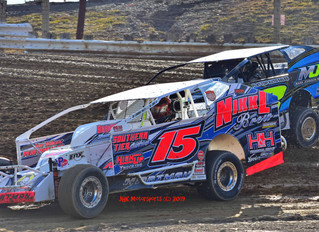 Woodhull Raceway Sets May 16 Practice Date