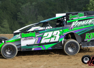 Woodhull Raceway Set For First Race Without Fans June 13