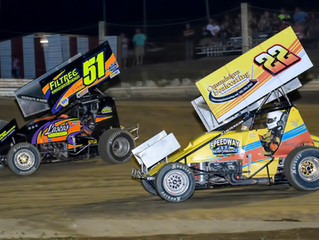 Williams Construction & Sprayfoam Presents Patriot Sprints & Autograph Session Saturday At W