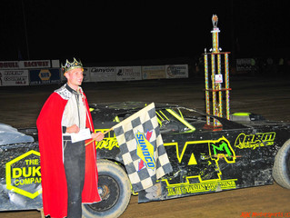 'King Branden II' Wins 2018 Street Stock King of the Ring