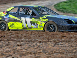 DelGrosso Injured In Outlaw Speedway Crash