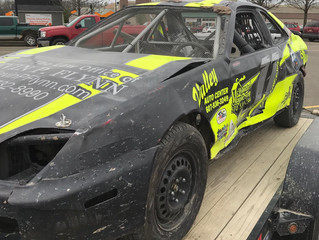 DelGrosso Goes On His Lid At Outlaw Racing For Victory
