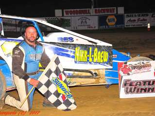 Donnie Lawson & AJ Costley Rebound For Needed Woodhull Victories
