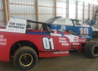 Pizza 'N' Stuff Presents Classics On Dirt Vintage Cars At Woodhull Raceway