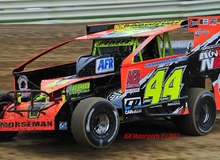 Driver Profile: Russell Morseman No. 44 Insinger Performance 370 Modified