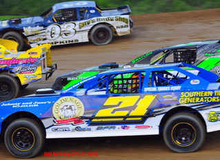 Five Division Full Fendered Frenzy Presented By Joe Willcox Performance Automatics Saturday At Woodh