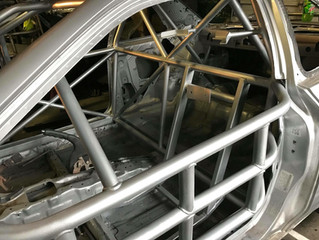 PHOTOS: 2018 Season Build Under Way For DelGrosso Brothers Racing