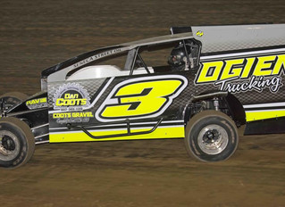 Dgien Trucking Presents Woodhull Modified King of the Bullring; A Who's Who List Includes 7 Winners