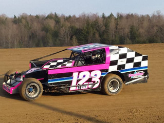 Welty Wrangles Woodhull In $1,000 Crate Sportsman Special