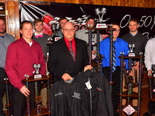 Champions Crowned At Woodhull Raceway Awards Banquet