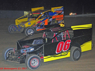Driver Profile: Ryan Tracy No. 06 Insinger Performance 370 Modified