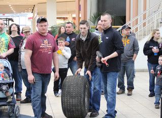2017 Woodhull Arnot Mall Car Show sponsored by Swarthout Recycling Coming March 17th Through 19th