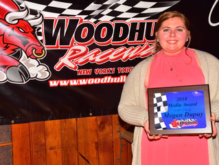 Woodhull Raceway Names Megan Dupuy Media Director For 2019