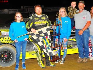 Dylan Cecce Wins Second-Straight Scott Dennison Memorial