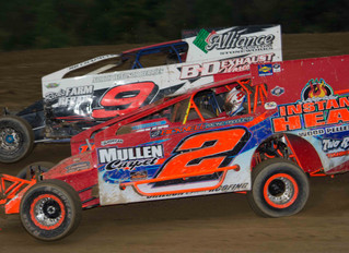"""""""The Deuce"""" Dominates For 7th Sherwood Memorial Victory, Punches Ticket To Port Royal Speed Showcase"""