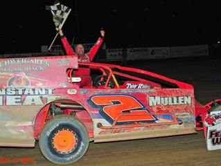 Van Pelt Nabs Third Of Year On Wet & Wild Night At Woodhull