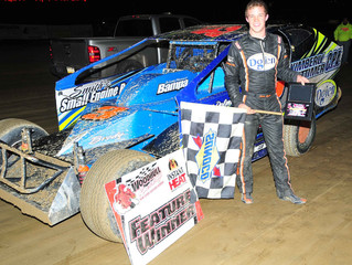 Jake Dgien 'HigFABulous' In Grit Series Qualifier At Woodhull