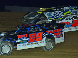 "Crate Late Model ""King of the Ring"" & Power Wheels Races Saturday At Woodhull"