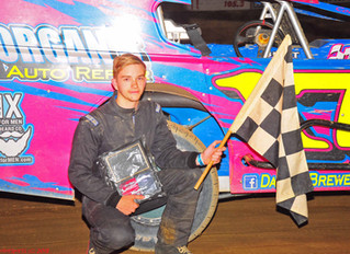Bills Breaks, Brewer Banks 2nd Woodhull Modified Victory