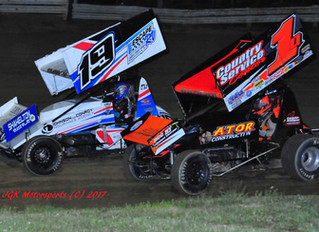 "CRSA 305 Sprints To Tackle ""New York's Toughest Bullring"""