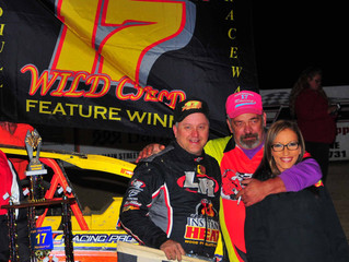 Van Pelt Wins Fifth Consecutive Lyle Sherwood Memorial