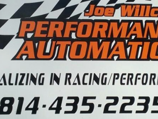 Joe Willcox Performance Automatics Offers Woodhull Street Stock King of the Ring, Class Sponsor &amp
