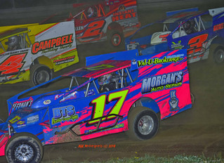 Woodhull Raceway Announces 2018 Rookies of the Year