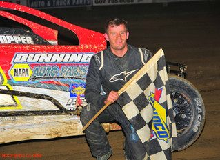 Costa Wins Woodhull Thriller, Reclaims Points Lead