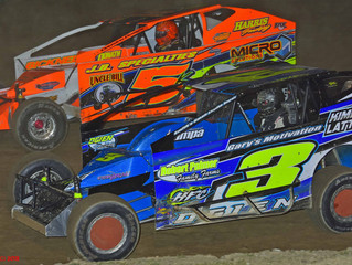 'Dgien for the Win' Scores First Career Woodhull Track Championship