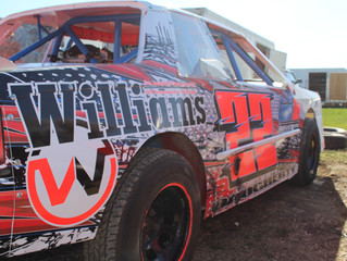Williams Construction & Sprayfoam Joins Woodhull Raceway To Improve Fan Experience