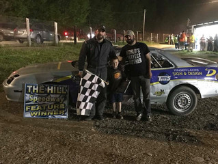 DelGrosso Remains Perfect At 'The Hill'