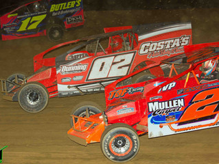 High Up Trucking Presents Woodhull Raceway's Championship Night