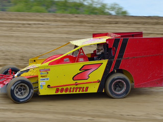 Driver Profile: Brian Doolittle No. 7 Insinger Performance 370 Modified