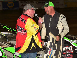 Good Karma Pays Gardner Back With First Woodhull Street Stock Win