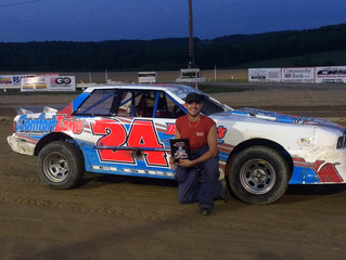 Driver Profile: Dylon Gleason #24 Daugherty Auto Sales & Service Mini Stock