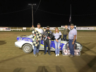DelGrosso rides 7-point lead into Summer Stretch at Woodhull