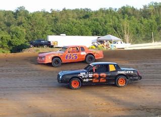 Driver Profile: Carter Dennis No. 22 Hobby Stock