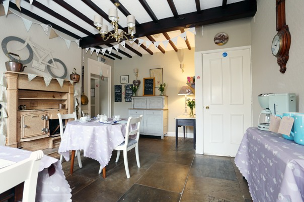 Beewerly Hall Farm double dining