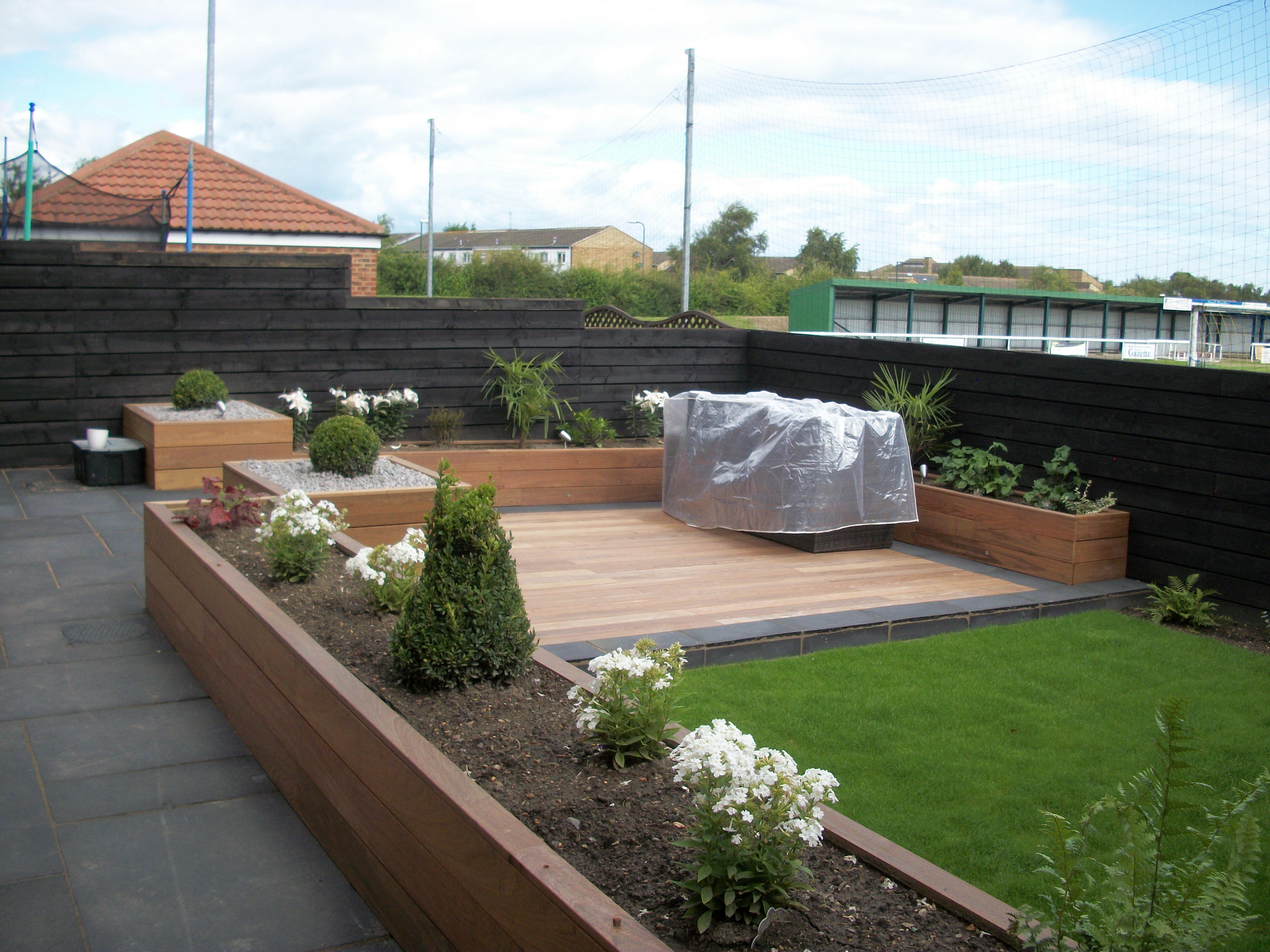 Garden Designer | Newcastle upon Tyne | New Build Gardens