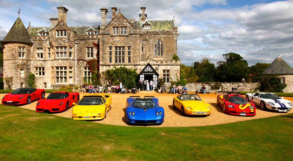 Beaulieu Motor Museum Hampshire.jpeg