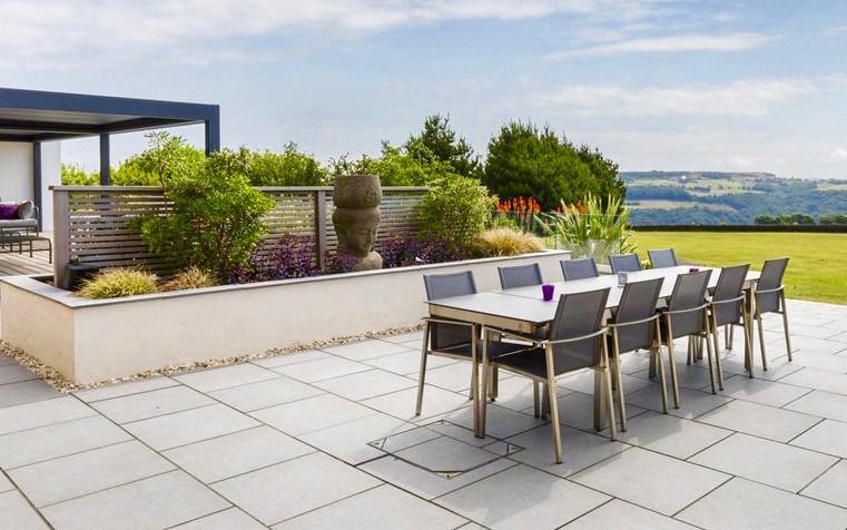 David Andersen Garden Design A High Penn