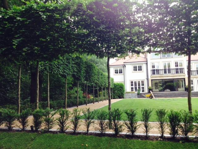 Country House Garden Design
