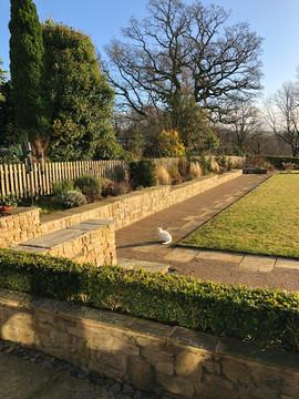 Charlewortf Garden Design - December sun