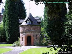 Historic Dovecote at Walkden Gardens (Sale Cheshire)