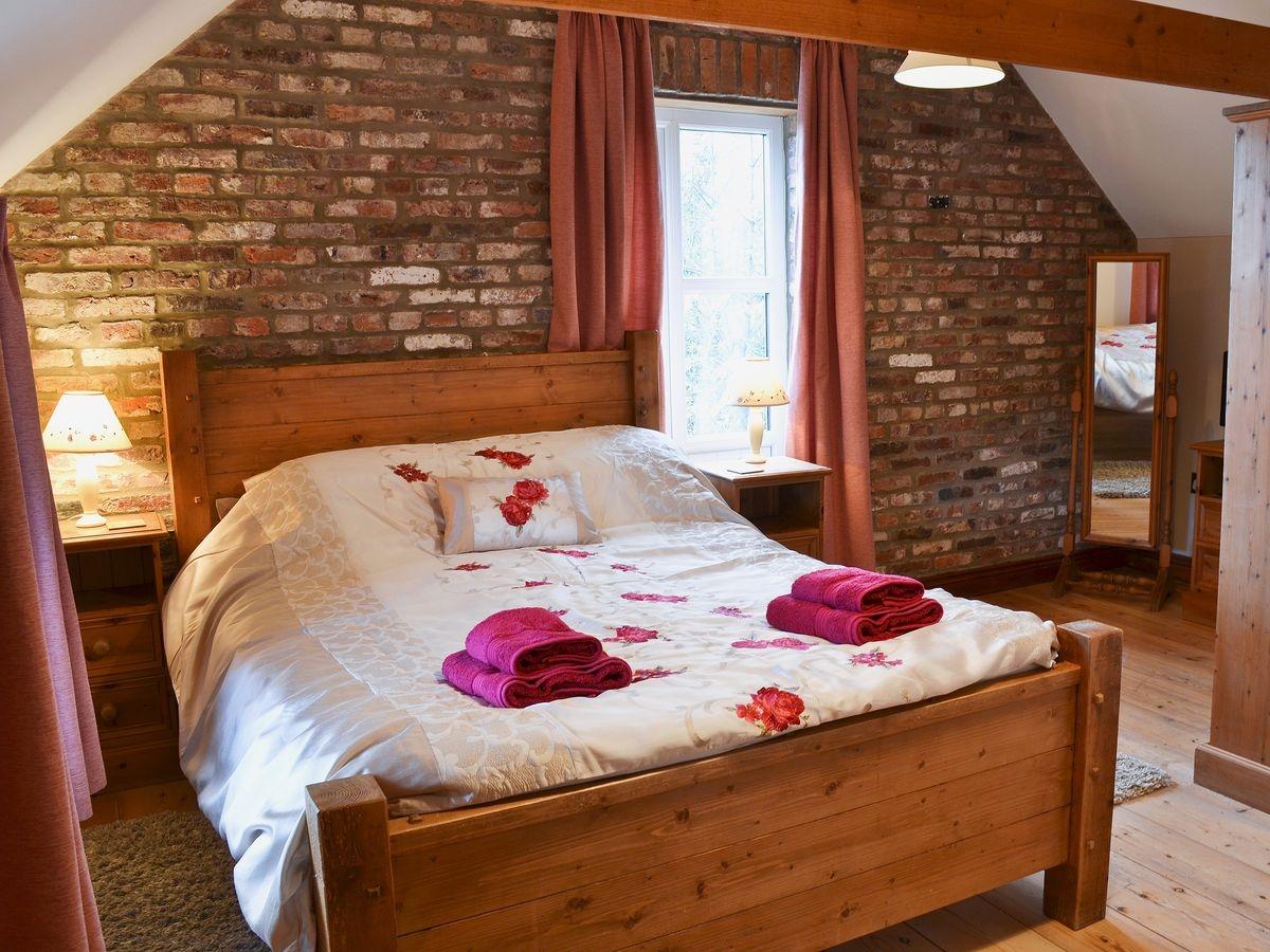 Double Bedroom at Bridge Farm Holiday Co