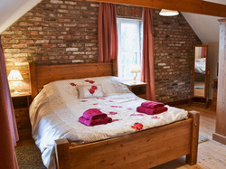 Double Bedroom at Bridge Farm Holiday Co